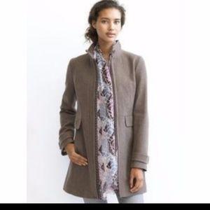 Banana Republic Italian Wool Walker Coat